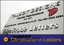 Chromaformletters